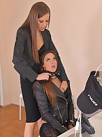 Lesbian Hooker Humiliated free photos and videos on DDFNetwork.com