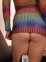 Sapphire - Naughty Little Look - Free upskirt photos from UpskirtJerk.com