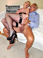 Jim Slip UK Porn video:Lovely long legged Natasha